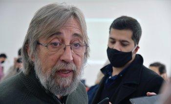 El secretario general de Fucvam Gustavo González