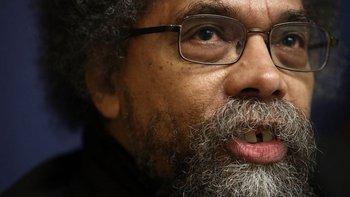 Cornel West es una reconocida figura en la lucha contra el racismo