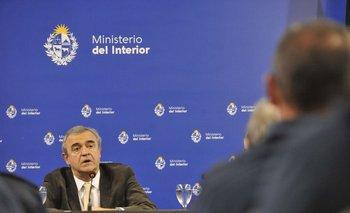 El Ministerio del Interior informó de una baja en la cantidad de delitos