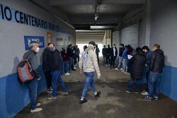 El Estadio Centenario se transformará jueves y viernes en un vacunatorio