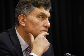 Isaac Alfie, director de la Oficina de Planeamiento y Presupuesto