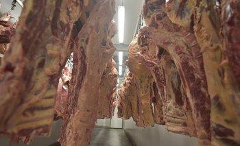 Argentina es el cuarto exportador mundial de carne bovina, con 819.000 toneladas en 2020