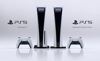Sony comercializa dos modelos: uno digital y otro con lector de discos.