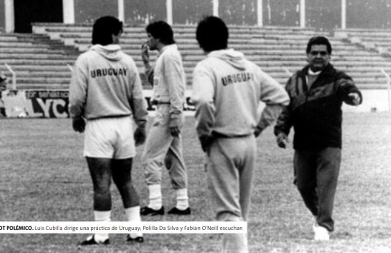 Uruguay 1993: repatriados, esa mala palabra que marcó una época gris del  fútbol uruguayo
