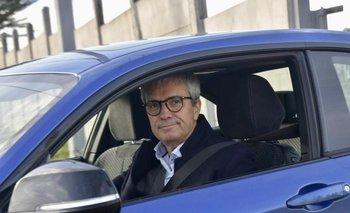 A José Decurnex le quedan ocho meses de gestión en su primera presidencia