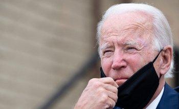 Joe Biden, candidato a presidente de Estados Unidos por el Partido Demócrata