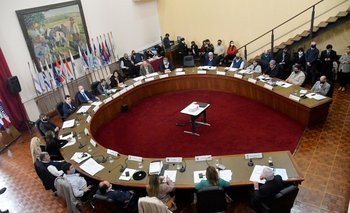 Reunión del Congreso de Intendentes