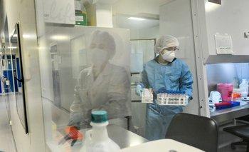 ATGen llegó a hacer 400 tests diarios en el momento de mayor cantidad de casos de covid-19