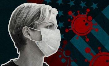 Muchos estados estadounidenses están mostrando un aumento en el número de contagios en los últimos días.