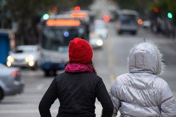 Se prevé una baja de la temperatura en las próximas horas