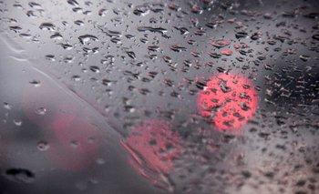 Inumet pronostica lluvias y tormentas en todo el país para el lunes 11 de octubre de 2021