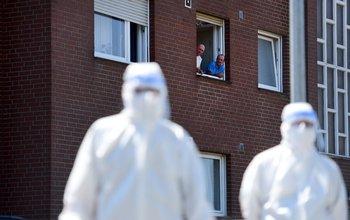 Las autoridades alemanas ordenaron un nuevo confinamiento para la región de Gütersloh