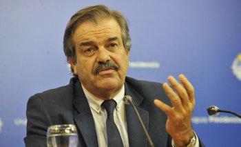 Carlos María Uriarte dejará de ser el ministro de Ganadería, Agricultura y Pesca.