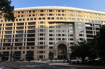 Sede del Banco Interamericano de Desarrollo en Washington