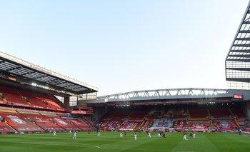 Liverpool vs Crystal Palace, en Anfield, el miércoles 24