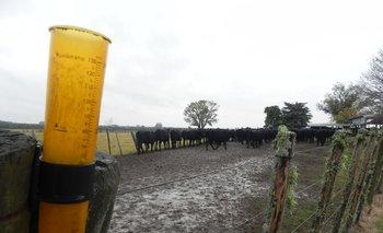 Se prevé que las lluvias se extiendan hasta este sábado