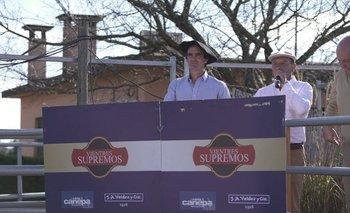 El remate Vientres Supremos se transmitirá por CampoTV y ValdezTV.