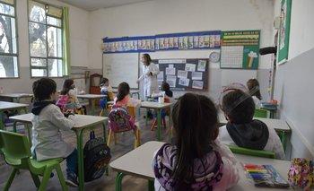 Los docentes fueron prioridad en la campaña de vacunación