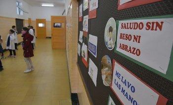 En Salto este martes vuelven alumnos del primer ciclo de escuelas Aprender y de las rurales de más de 50 alumnos