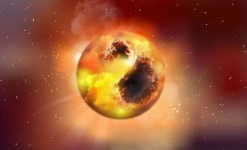 Betelgeuse es una estrella gigante roja unas 1.000 veces más grande que el Sol.