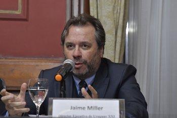Jaime Miller fue destituido de Uruguay XXI; en su lugar se nombrará a Sebastian Risso