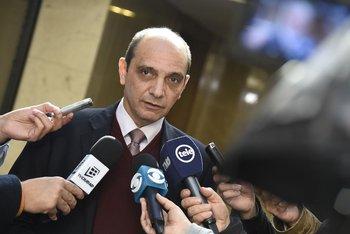 Daniel Radío, presidente de la Junta Nacional de Drogas