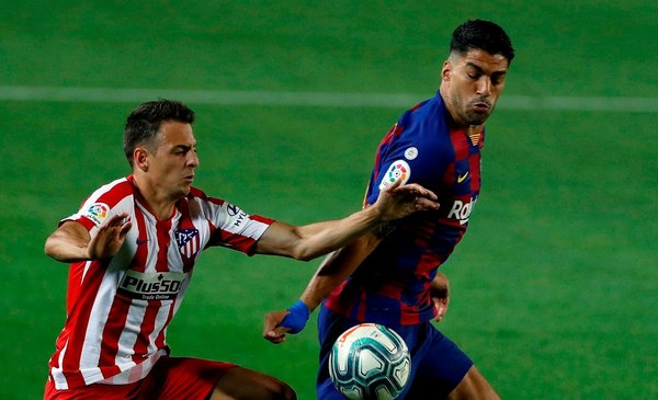 Atlético de Madrid anuncia el acuerdo por Luis Suárez