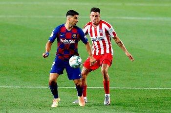 Suárez y Josema, de rivales a compañeros