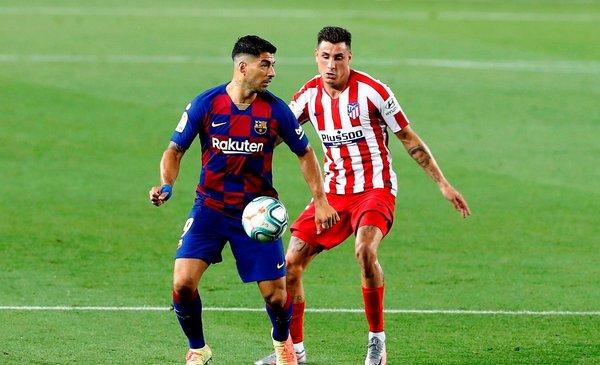 Hay principio de acuerdo para que Luis Suárez pase de Barcelona a Atlético de Madrid