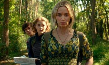 Emily Blunt protagoniza Un lugar en silencio 2