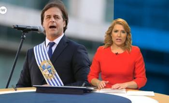 La periodista Jenny Pérez presentó el informe sobre la libertad de prensa en Uruguay en la DW