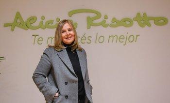 Alicia Risotto, directora de la clínica que lleva su nombre.
