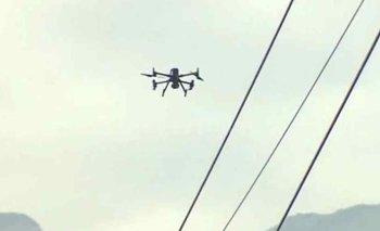 El drone en la práctica de Chile