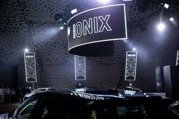Lanzamiendo del Onix.