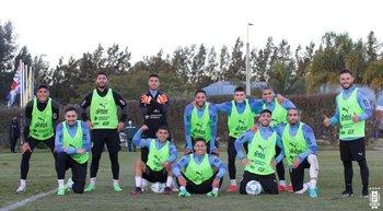 El equipo ganador