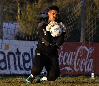 Araújo fue golero
