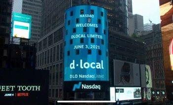 dLocal superó las expectativas y generó ingresos por US$ 59 millones.