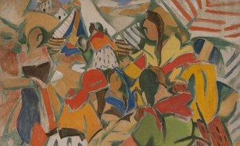 El arte de Barradas se podrá ver en el Malba entre setiembre y febrero de 2022