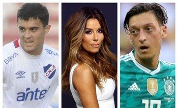 Oliveros, Longoria y Özil, juntos por el Necaxa