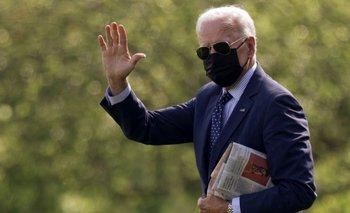 El presidente de EEUU, Joe Biden, fue el encargado de anunciar la donación de vacunas