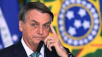 Bolsonaro enfrenta el momento más complicado de su mandato