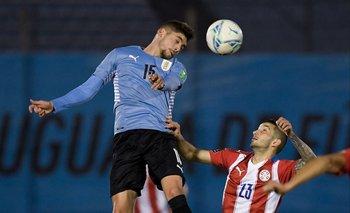 Federico Valverde tiene una tarjeta amarilla