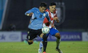 Torres en su debut con la celeste