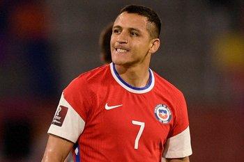 Alexis Sánchez se lesionó y no podrá jugar ante Uruguay en la Copa América