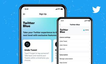 Twitter Blue: la nueva función paga de Twitter