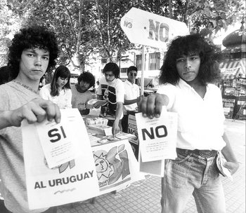 Reforma de las empresas públicas, en 1992.