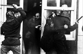 El 24 de agosto de 1994 quedó marcado a fuego por las manifestaciones del hospital Filtro.
