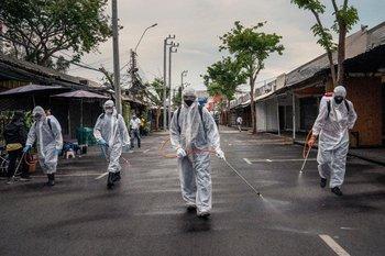 Tailandia en pandemia
