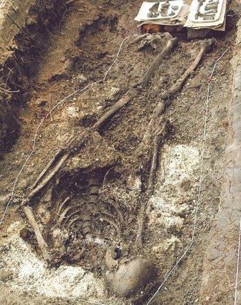 Aparecen restos de Ubagesner Chávez Sosa en Pando, año 2005.