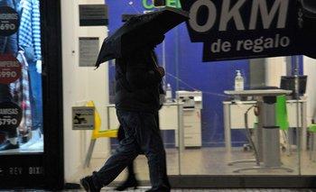 Se prevén lluvias y tormentas para este lunes, según Inumet